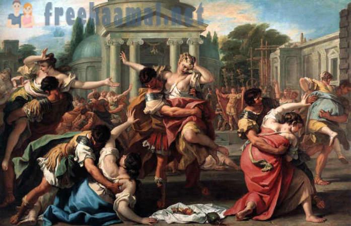 Familia in roma antica
